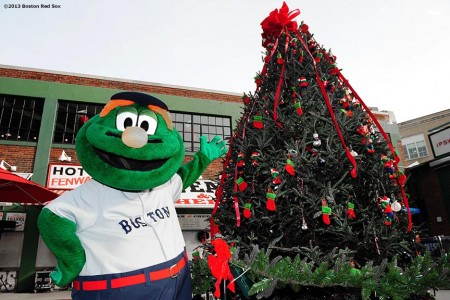 CHRISTMAS AT FENWAY