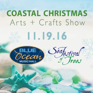 Coastal Christmas Logo 2016
