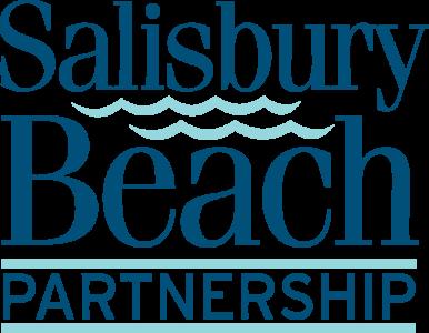 SBP Stacked Logo Navy + Aqua
