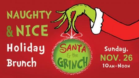 Santa+Grinch Brunch