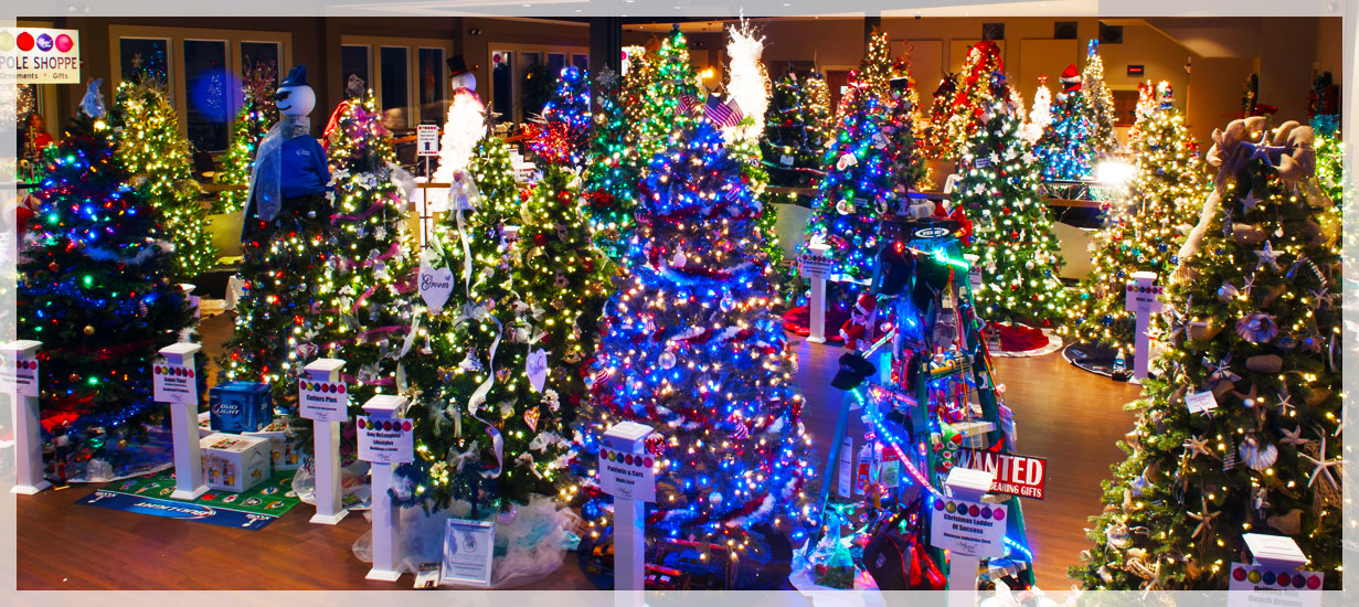 Christmas Tree Festival 2019 Sea Festival of Trees